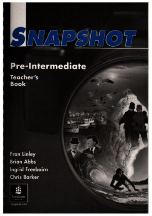 232806526 Snapshot Pre Int Teacher s Book
