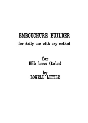Embouchure Builder-Lowell Littlepdf