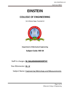 Engineering Metrology and Measurementspdf