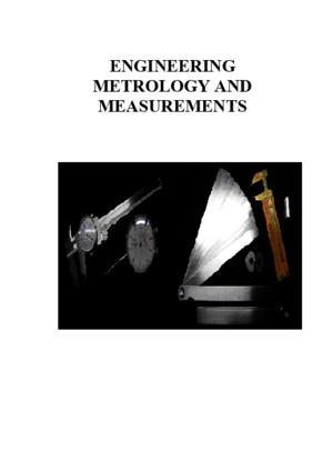 Engineering Metrology Measurements Notes