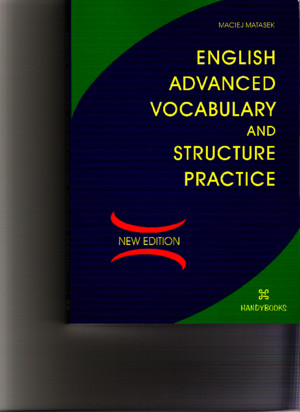 English Advanced Vocabulary and Structure Key