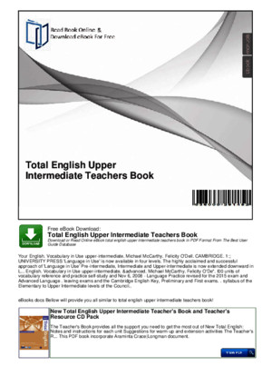 English File Upper Intermediate Teachers Book Part_2