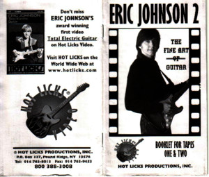 Eric Johnson - The Fine Art of Guitar - 2