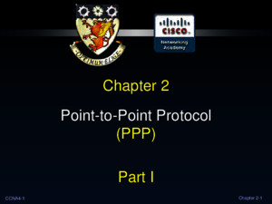 Expl WAN Chapter 2 PPP Part I