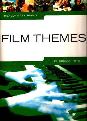 Film Themes Really Easy Piano