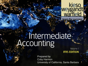Financial Accounting IFRS Edition by Weygandt, Kimmel and Kieso Ch1