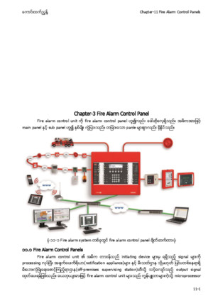 Fire Alarm Systems Fire Alarm Control Panel