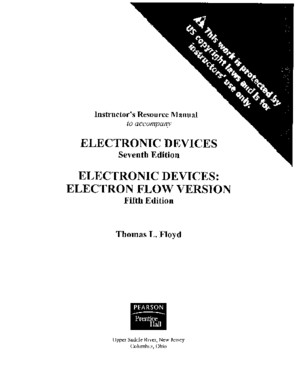 Floyd - Instructor Manual Electronic Devices CC 7epdf