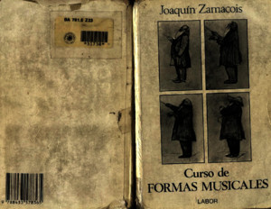 Formas Musicales Joaquin Zamacois