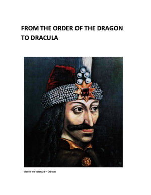 From the Order of the Dragon to Dracula