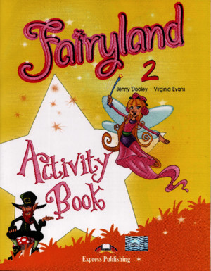 3Fairyland 2 Activity Book