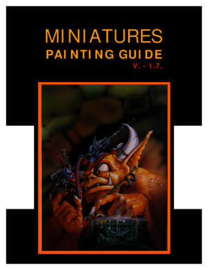 Games Workshop - Citadel Miniatures Painting Guide v17 Netbook