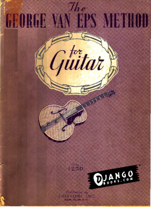 George Van Eps Method for Guitar En