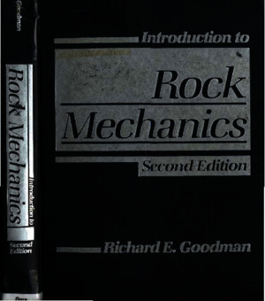 Goodman, R E - Introduction to Rock Mechanics, 2nd Edition (1)pdf