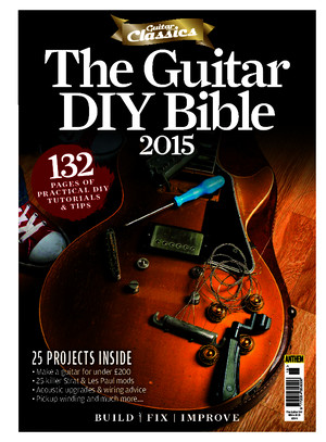 Guitar and Bass Classics - The Guitar DIY Bible 2015-P2P
