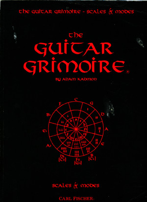 Guitar Grimoire Scales and Modes