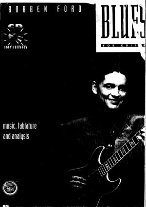 Guitar - Robben Ford - Blues for Guitarpdf