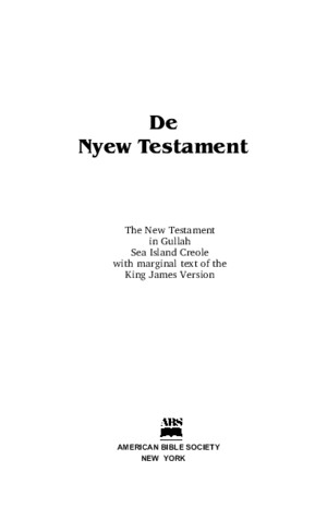 Gujarati Bible - New Testamentpdf