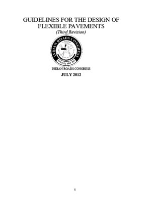 37-1984-Guidelines for the Design of Flexible Pavements