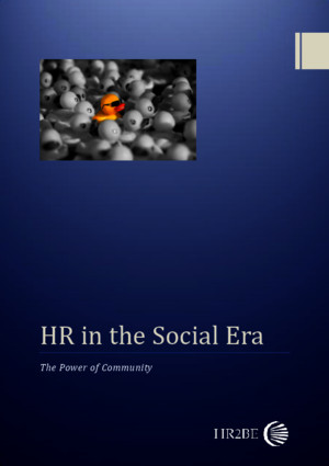 HR in the Social Era The Power of Community