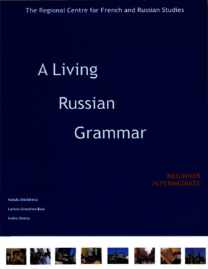 38A Living Russian Grammar Beginner-Intermediatepdf