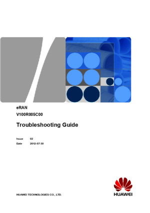 Huawei-RTWP Troubleshooting Guide