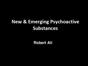 Indonesia emerging psychoactive substances