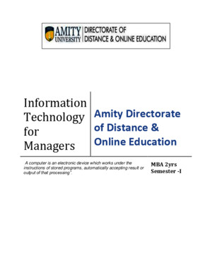 Information Technology for Managers e-bookpdf