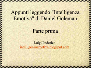 Intelligenza emotiva 2