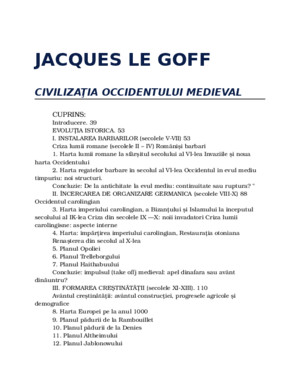 Jacques Le Goff-Civilizatia Occidentului Medieval 03