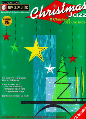 Jazz Play Along Vol 25 - Christmas Jazz