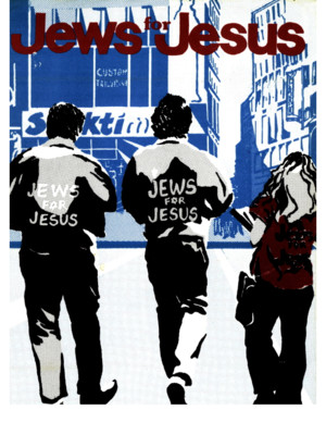 Jews for Jesus Book