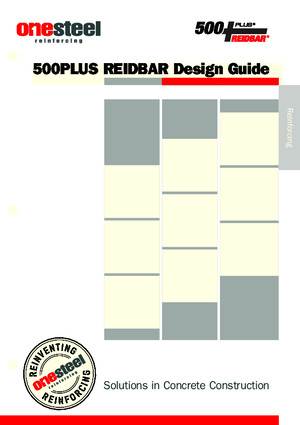 500plus Reidbar Design Manual