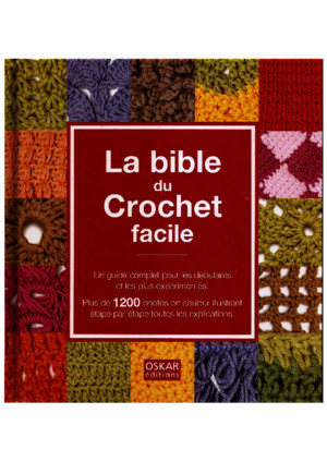 La Bible Du Crochet Facile - Margie Bauer