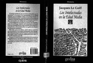 Le Goff Jacques Intelectuales Edad Media 25-58