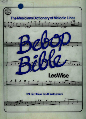 Les Wise Bebop Bible