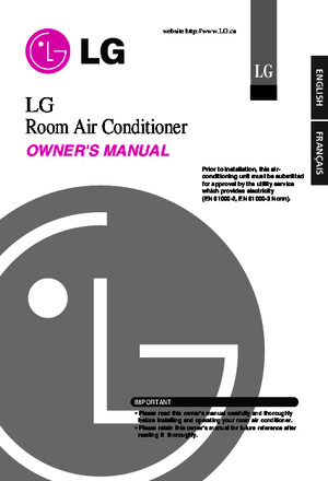 Lg Room Air Conditioner 10178