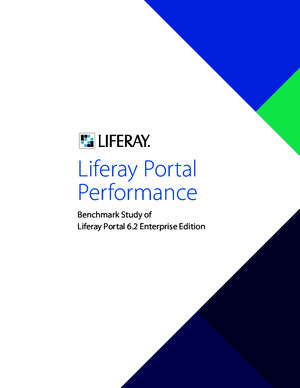 Liferay Portal 62 Performance Whitepaperpdf