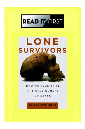 Lone survivors how we came to be the only humans on earth pdf