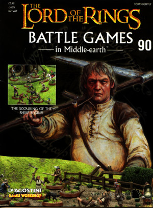 Lord of the Rings Battlegames in Middle Earth I(Heft 90)