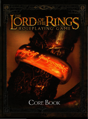 Lord of the Rings RPG - Core Book (2002)
