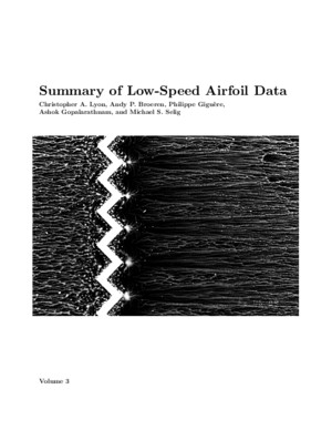 Low-Speed-Airfoil-Data-V1pdf