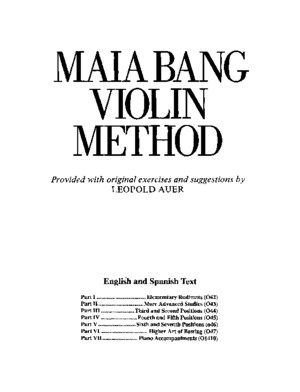 Maia Bang Violin 3