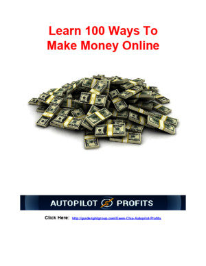 6 Top Ways To Make Money Online