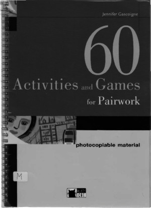 60 Activities and Games for Pairworkpdf