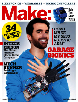 MAKE Magazine - Vol 43pdf
