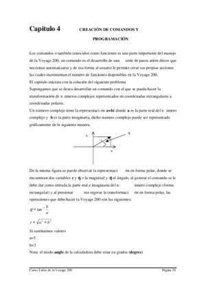 MANUAL CALCULADORA VOYAGE Capitulo 4(8)