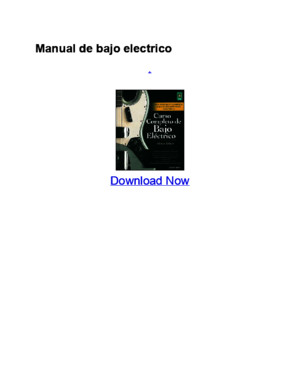 MANUAL DE BAJO ELECTRICOpdf