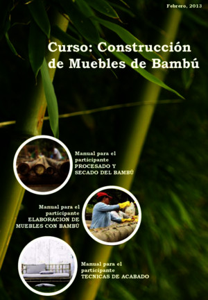 Manual de Construccion de Muebles de Bambupdf