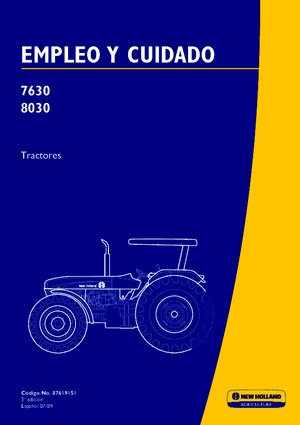 MANUAL DE OPERADOR - New Holland S30